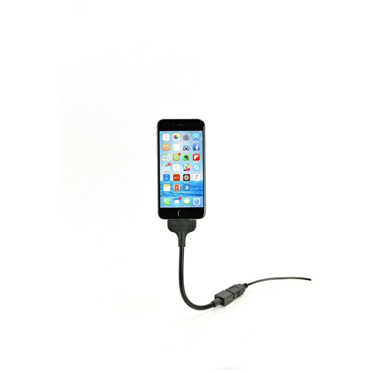 Câble lightning fuse chicken bobine moun - 15% de remise immédiate avec le code : multi15 (photo)