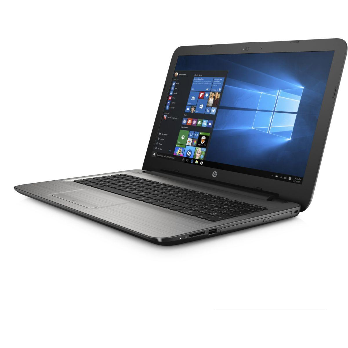 Portable hp 15-ay106nf - livraison offerte : code livfree (photo)