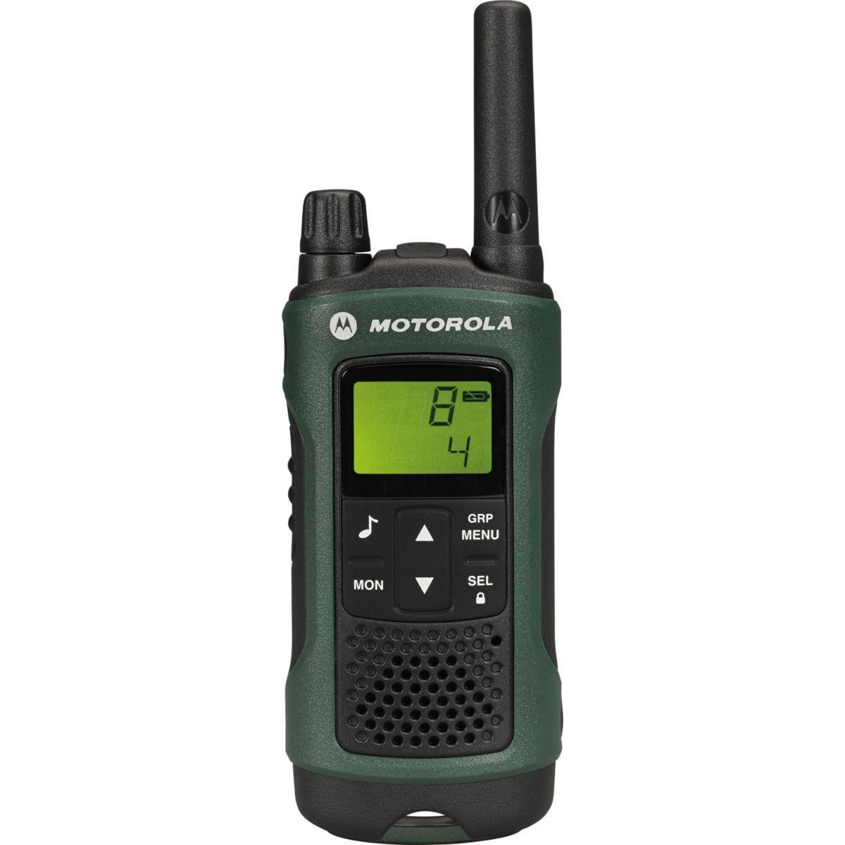 Talkie walkie motorola t81 - 7% de remise imm�diate avec le code : cadeau7 (photo)