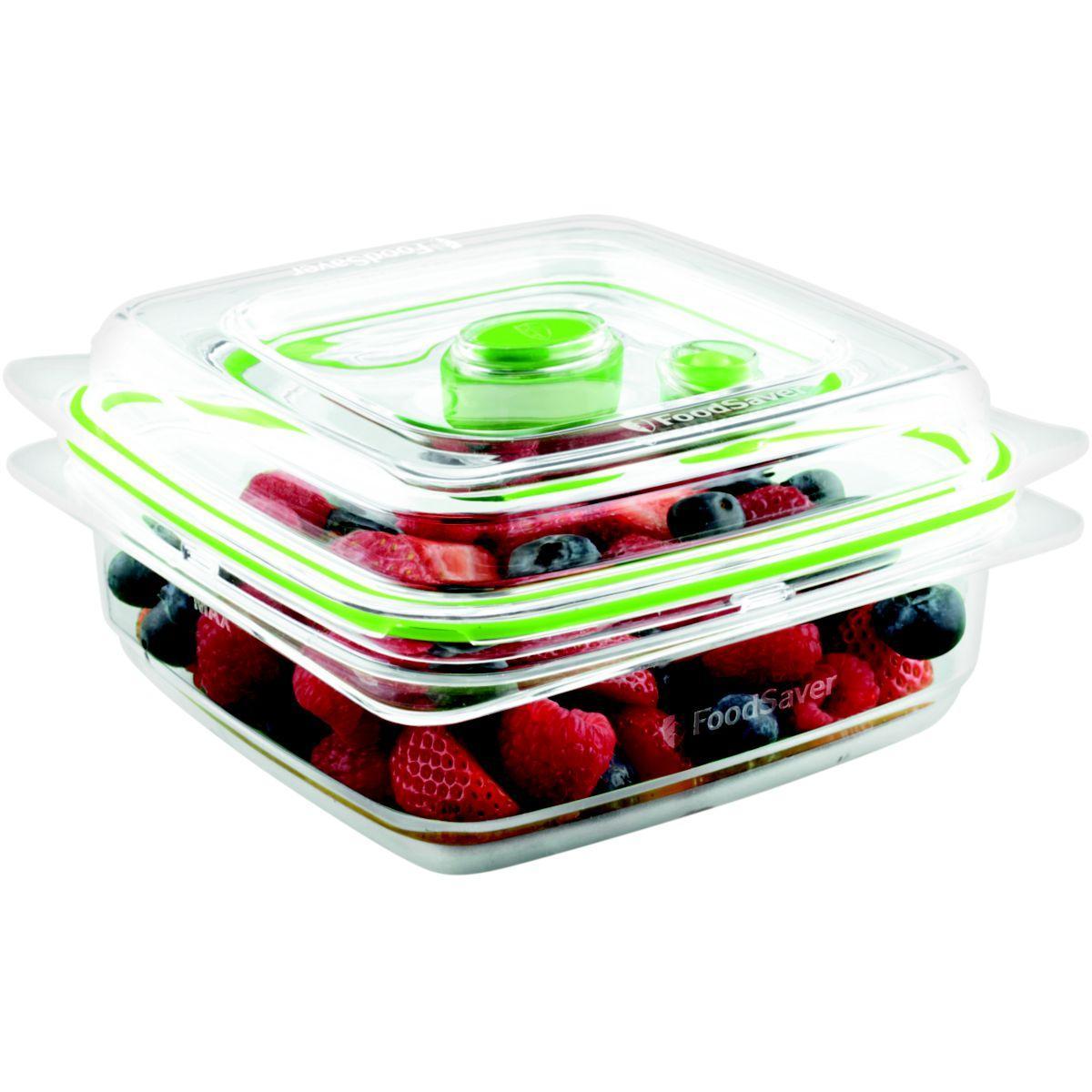 Accessoire food saver ffc003x boîte fraî - produit coup de coeur webdistrib.com ! (photo)