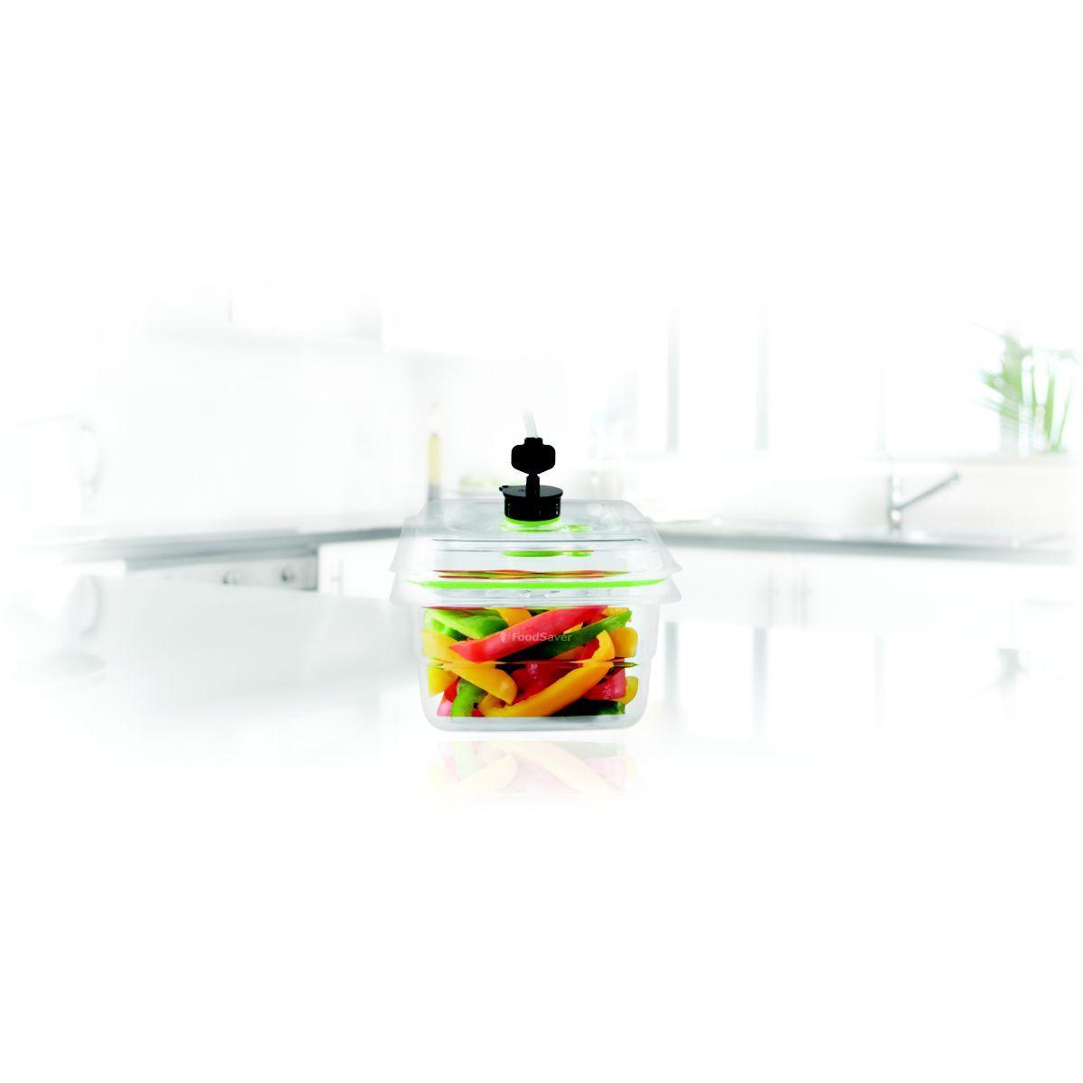 Accessoire food saver ffc005x boîte fraî - produit coup de coeur webdistrib.com ! (photo)