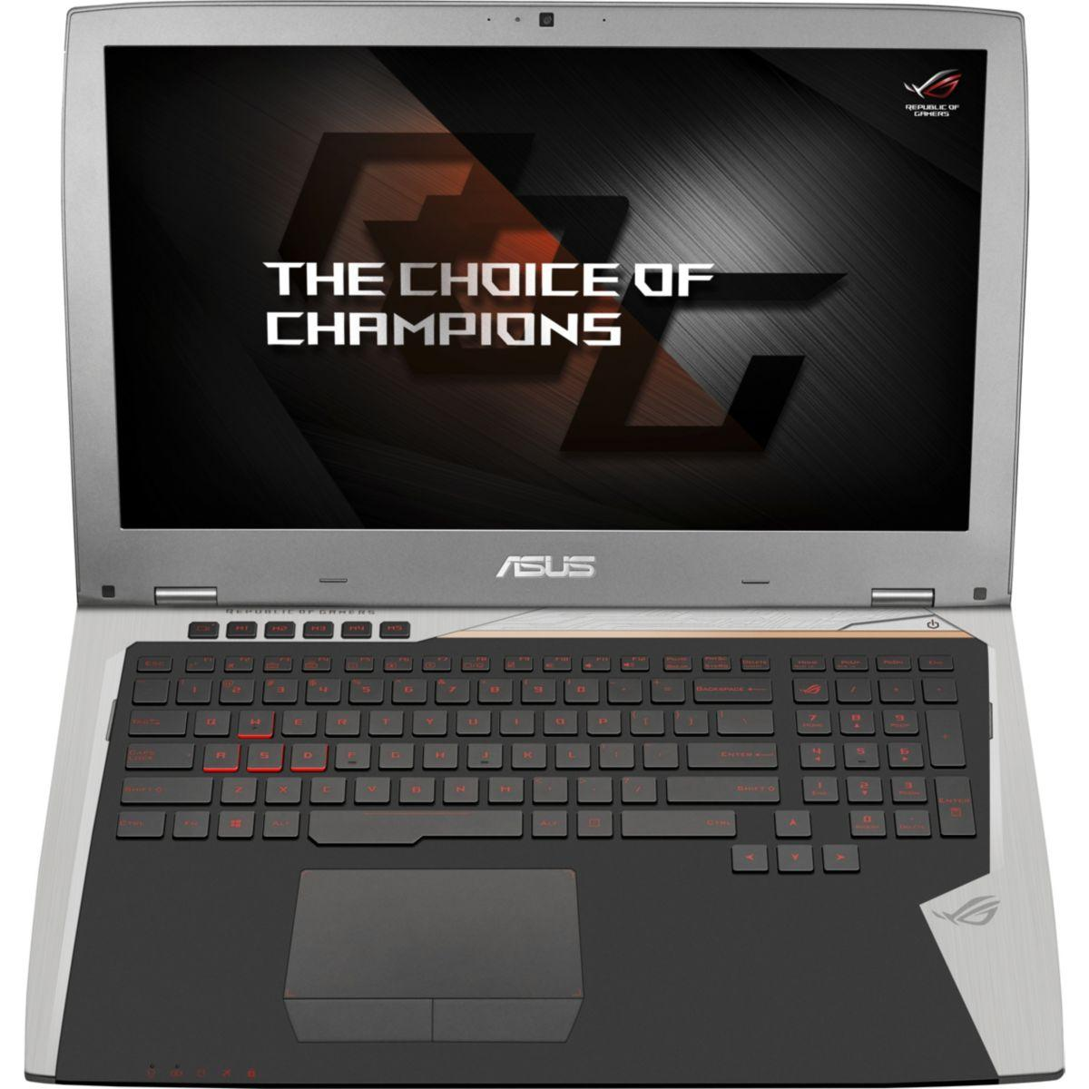 Pc portable gamer asus rog g701vi-ba010t (photo)