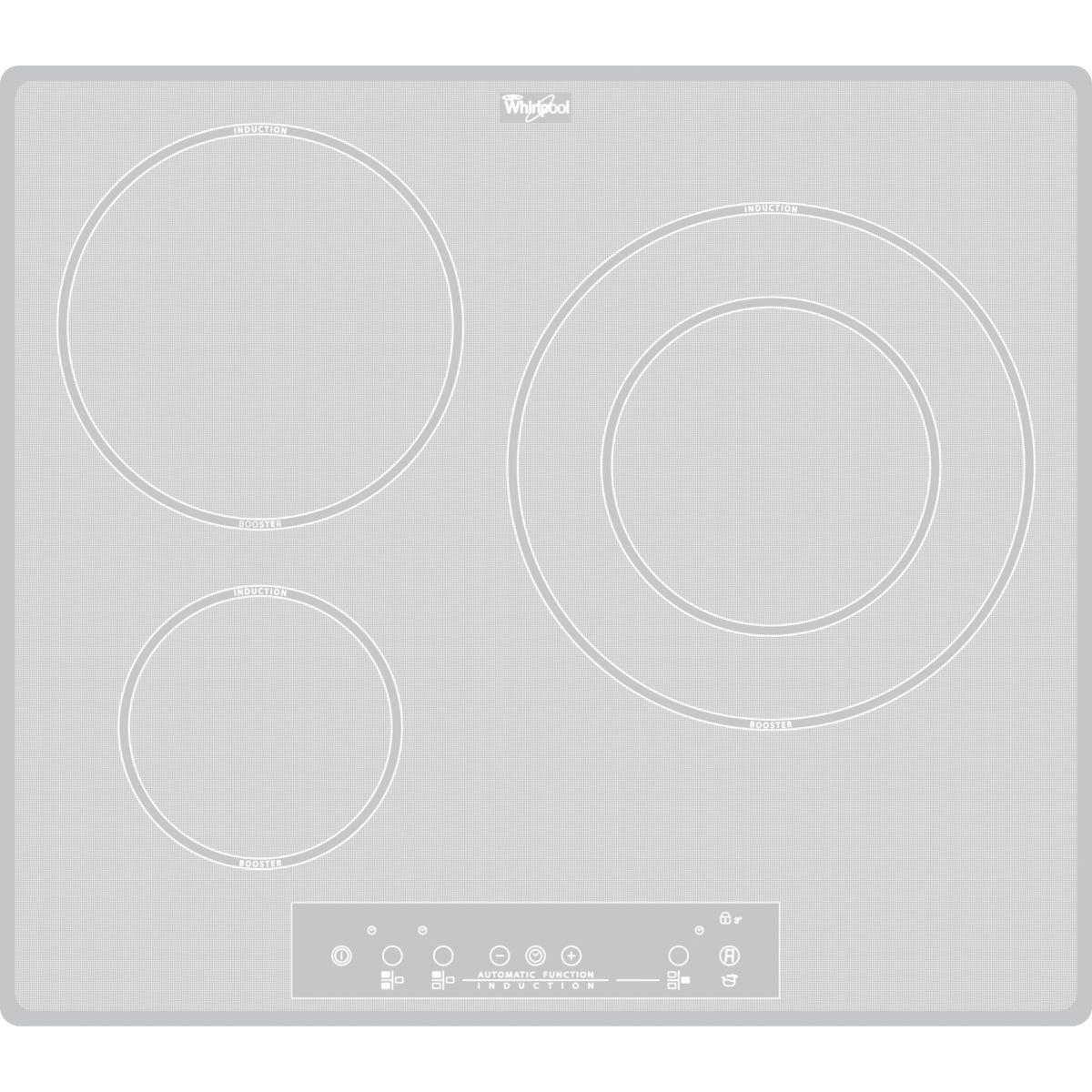 Table induction whirlpool acm680newh - livraison offerte : code livp
