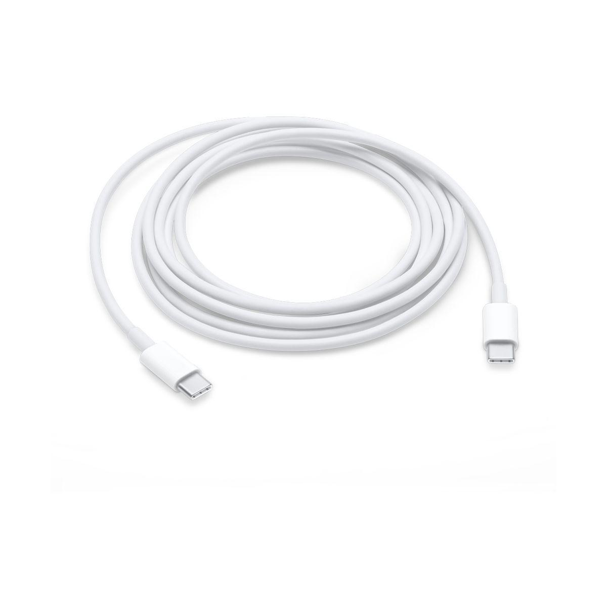 C�ble apple usb-c 2m (photo)