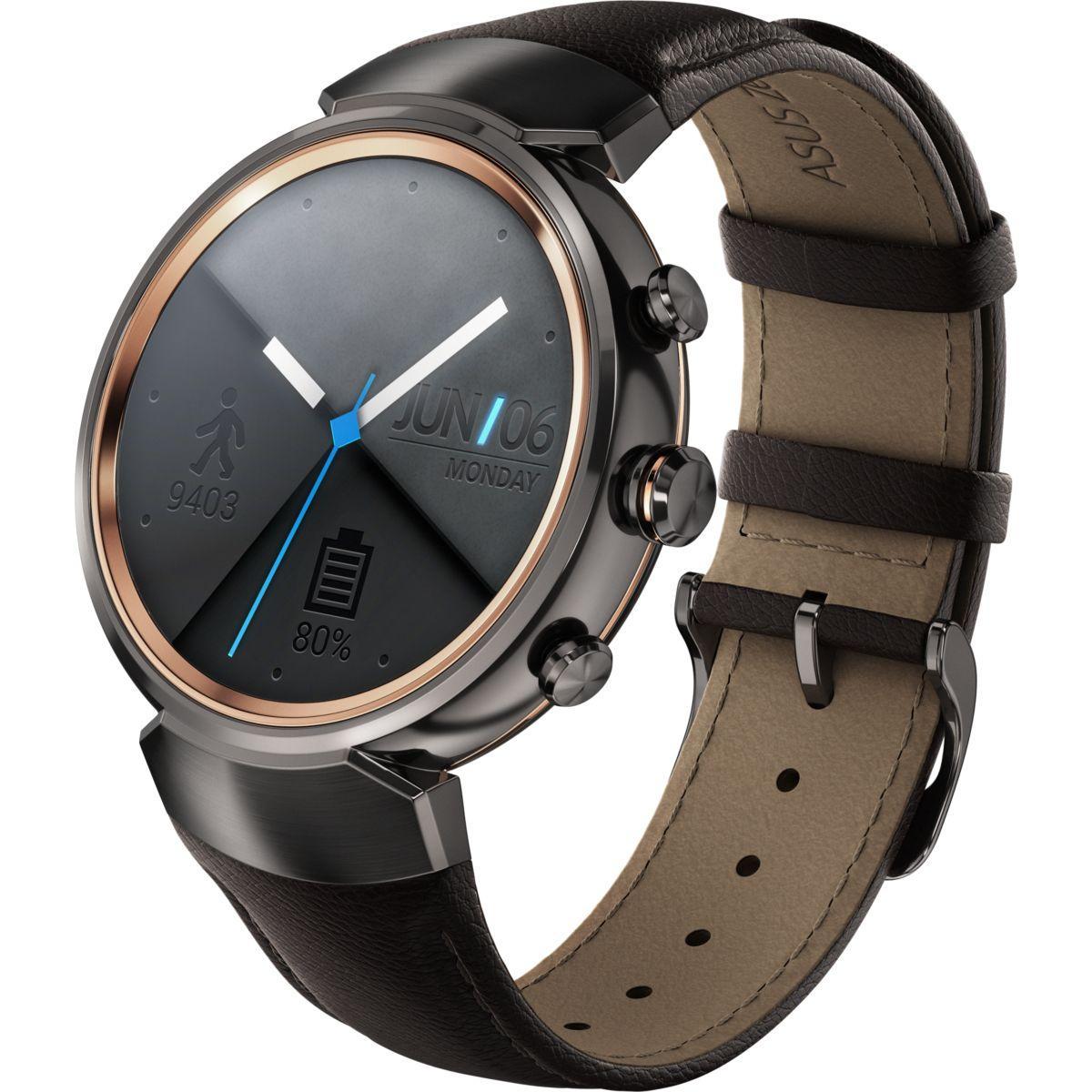 Montre asus zenwatch 3 gris - 5% de remise immédiate avec le code : top5 (photo)