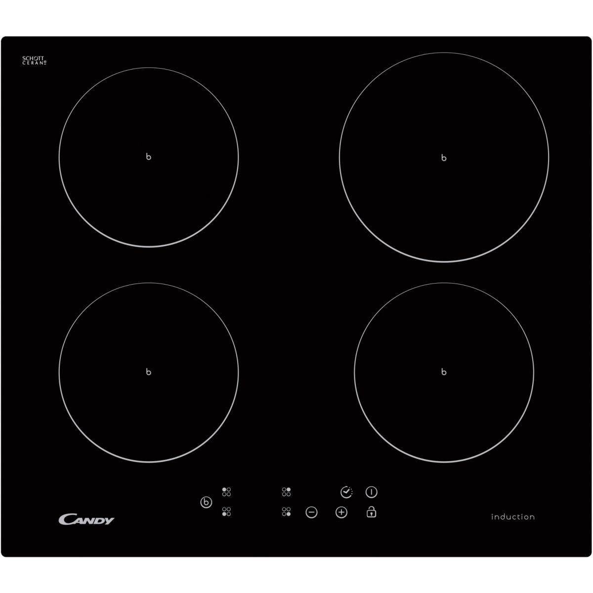 Table induction candy ci640cb - livraison offerte : code livd
