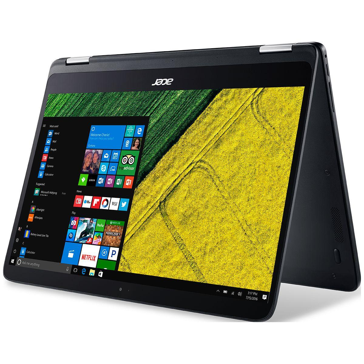 Portable acer spin sp714-51-m37p (photo)
