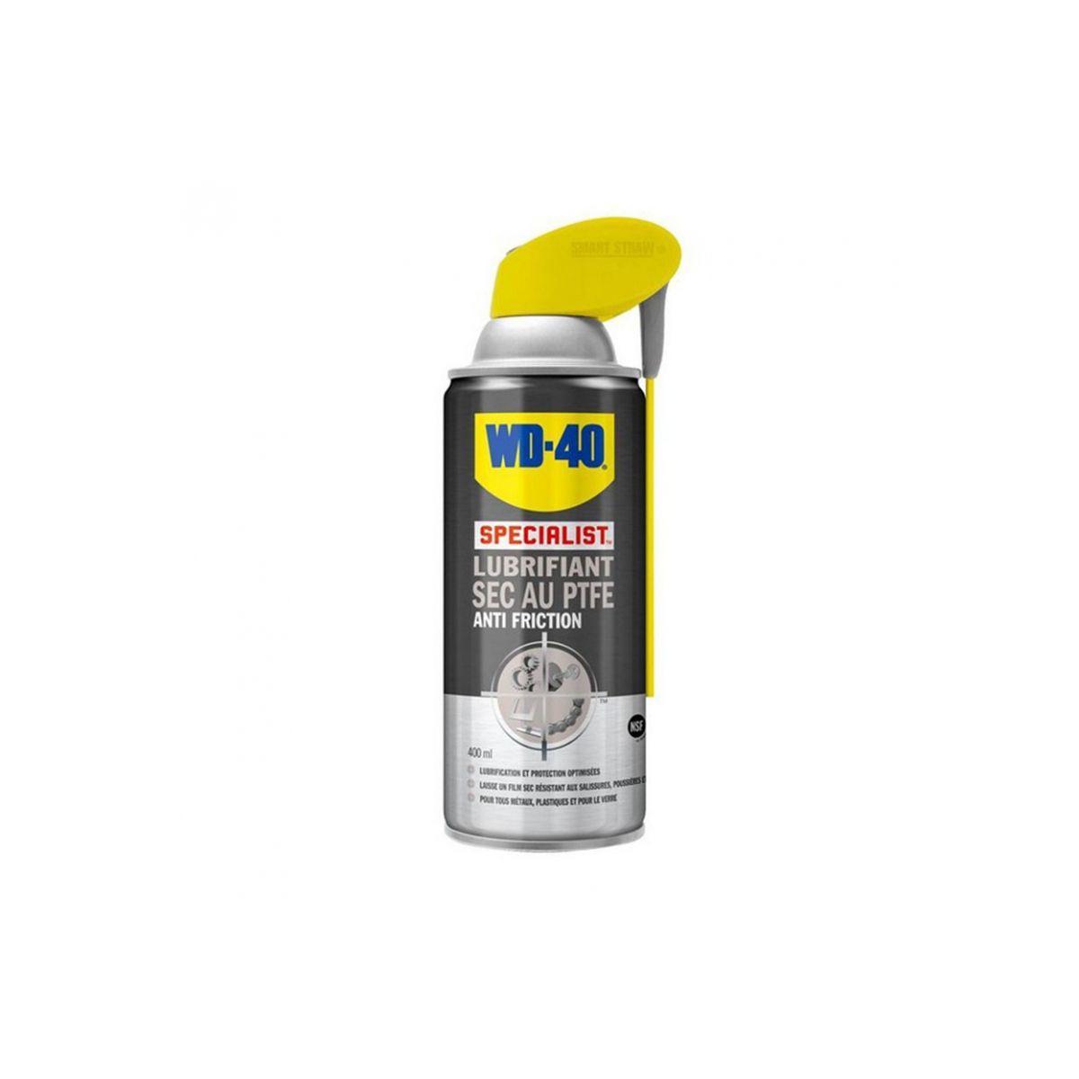 Accessoire imprimante 3d sotec lubrifiant sec wd-40 - 2% de remise imm�diate avec le code : school2 (photo)