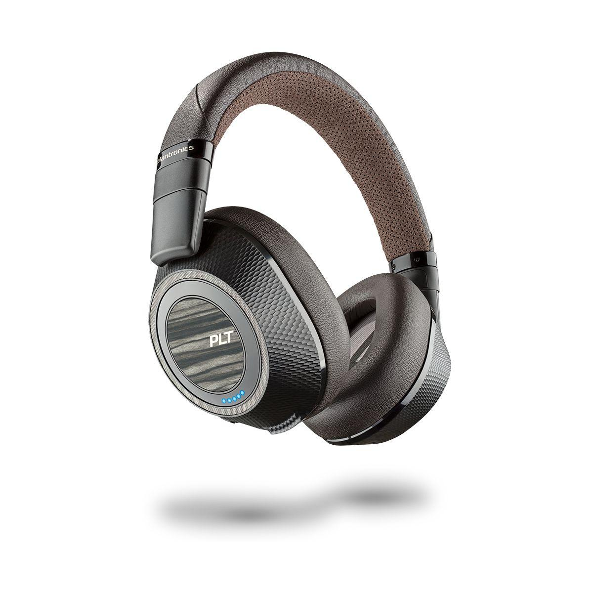 Casque bluetooth plantronics backbeat pro 2 black - livraison offerte : code liv (photo)