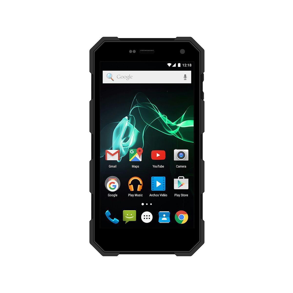 Smartphone archos 50 saphir 16 go