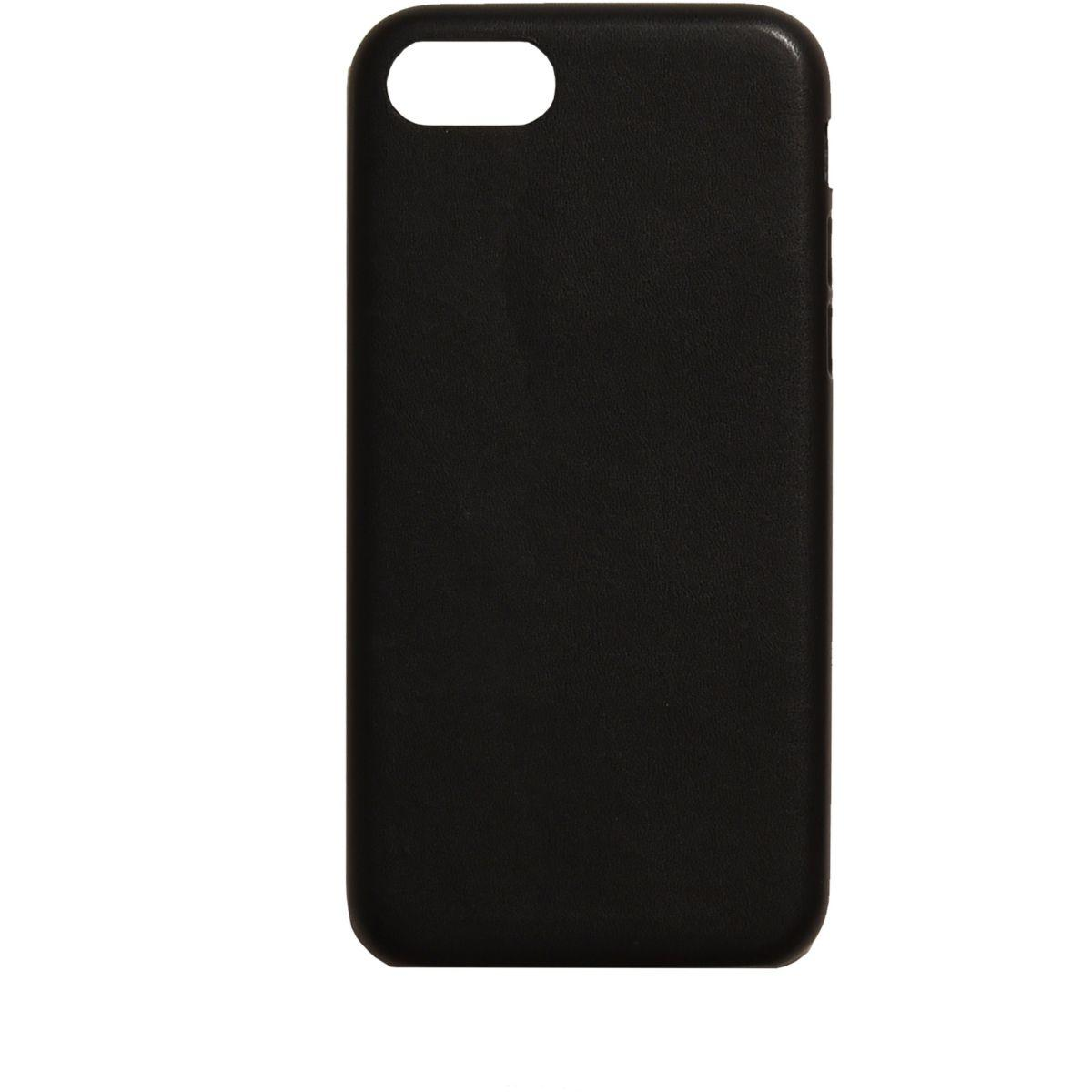 Coque adeqwat iphone 7 plus noir (photo)