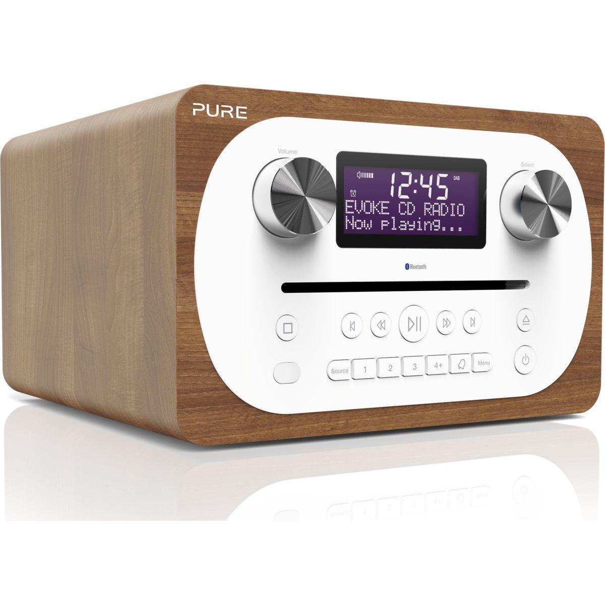 Radio cd pure evoke c-d4 dab+ - 20% de remise imm�diate avec le code : fete20 (photo)