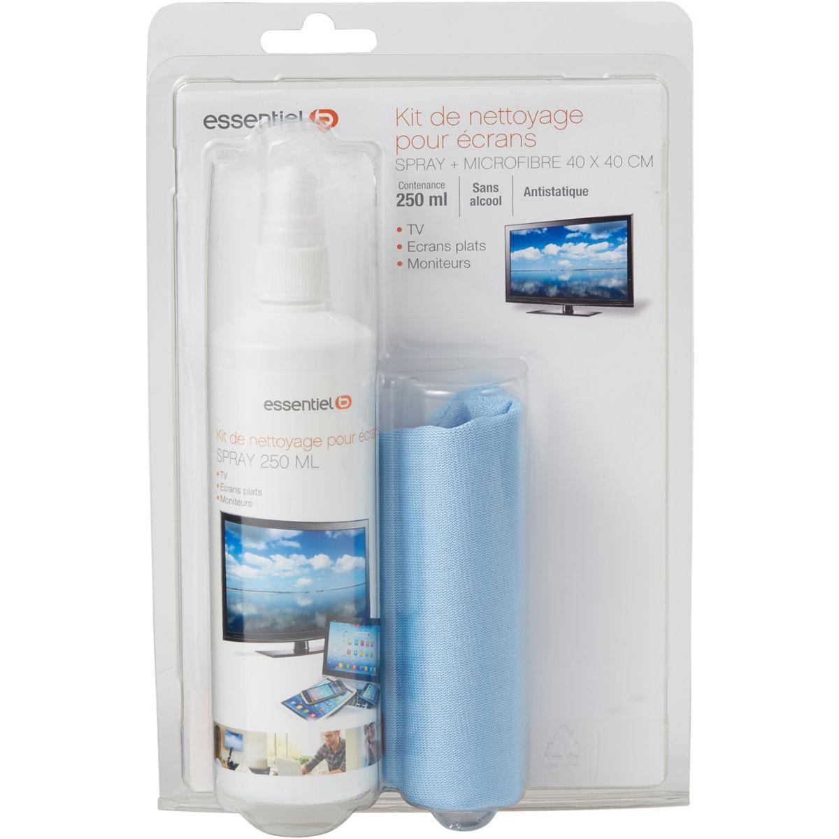 Kit sc spray 250ml+micro fibre 2 (photo)