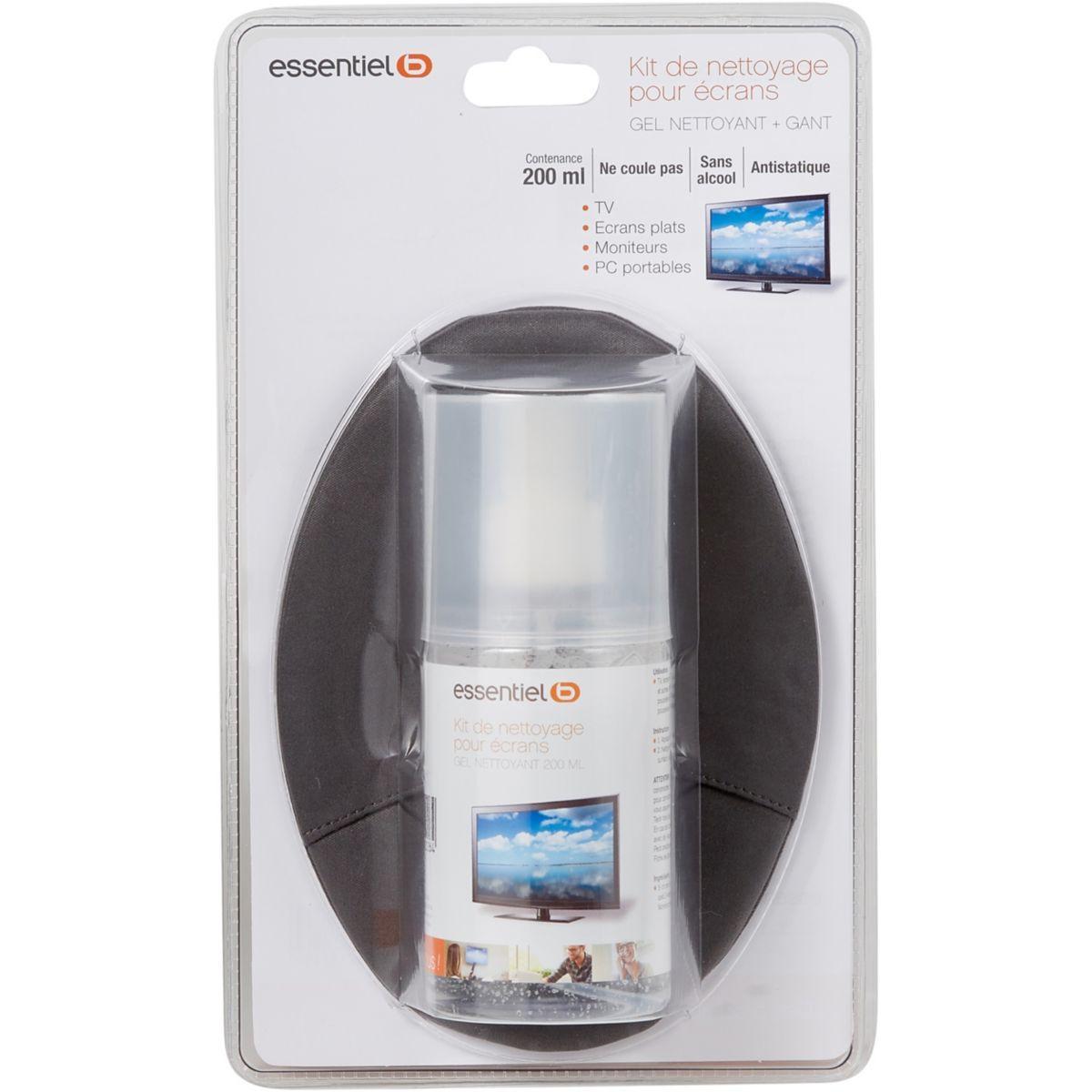 Kit sc gel 200ml+gant - produit coup de coeur webdistrib.com !