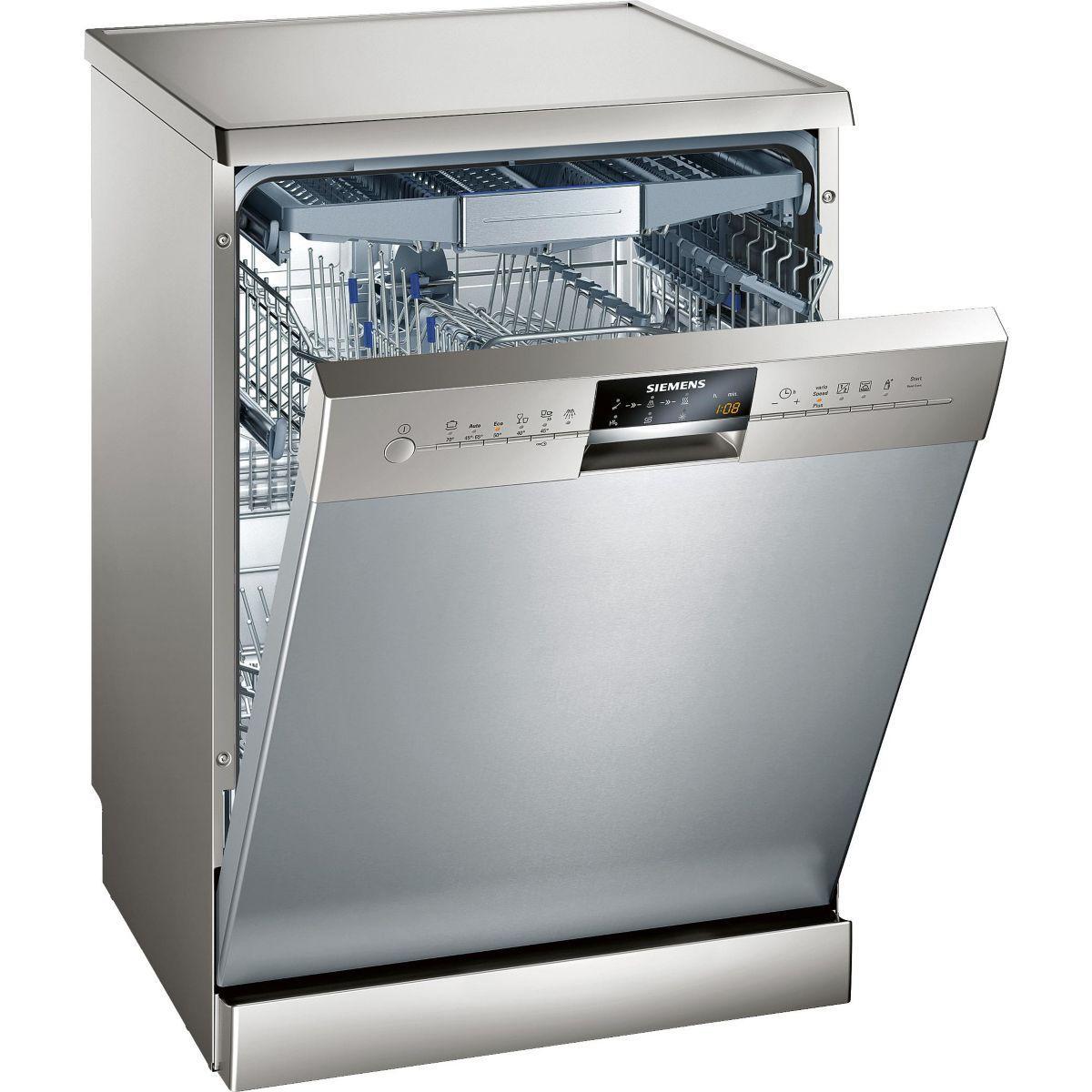 Lave-vaisselle ultra silencieux 60cm siemens sn26p893eu - 15% de remise : code gam15 (photo)