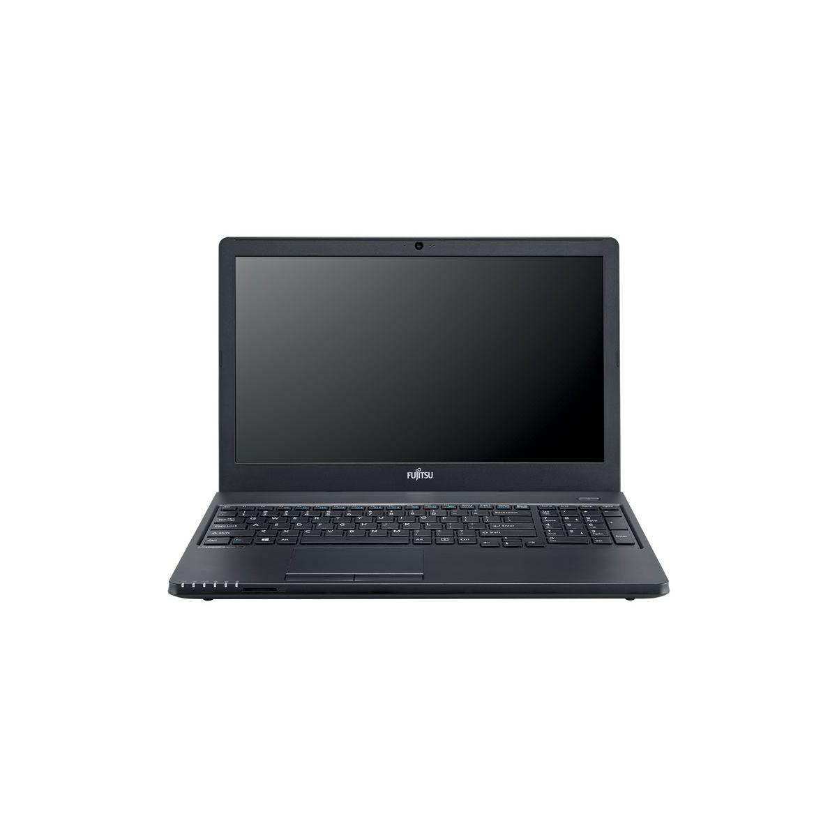 Portable fujitsu lifebook a555 (photo)