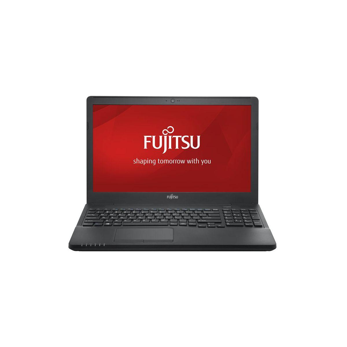 Portable fujitsu lifebook a556 (photo)