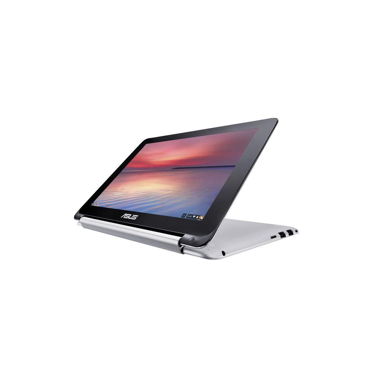 Chromebook asus flip c100pa-fs0002 (photo)