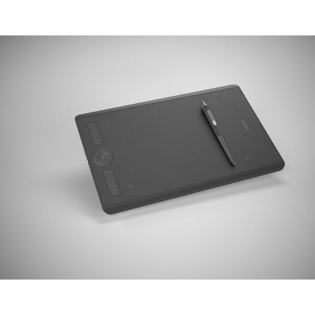 Tablette graph wacom intuos pro pth-660- - livraison offerte : code liv