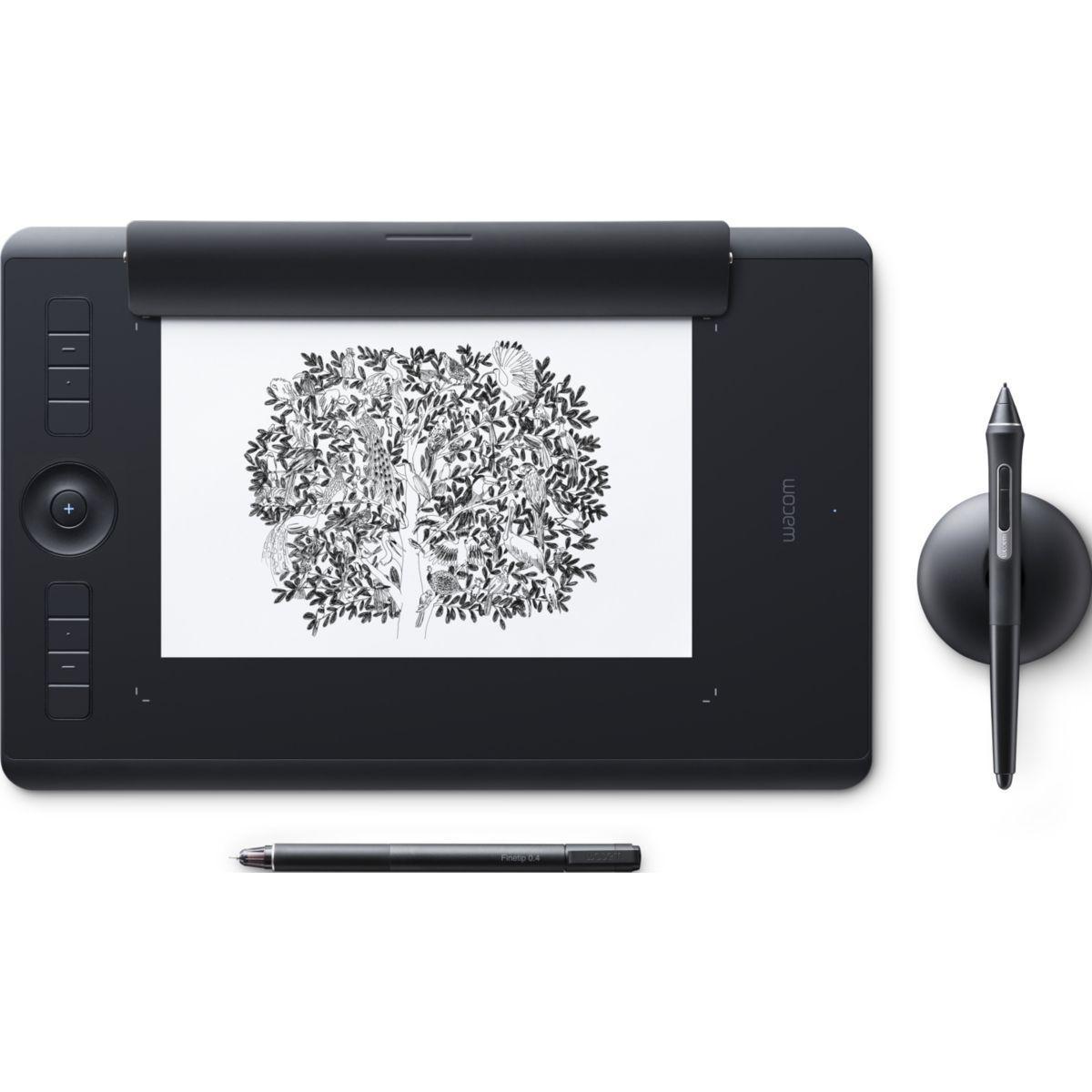 Tablette graphique wacom intuos pro paper edition pth-860p-s -...