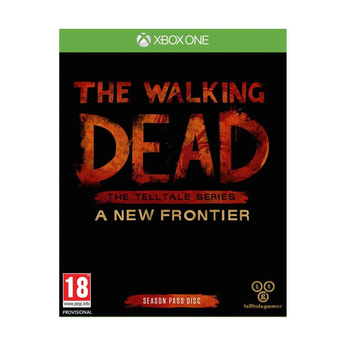 Jeu xbox one warner the walking dead telltale game series - 10...