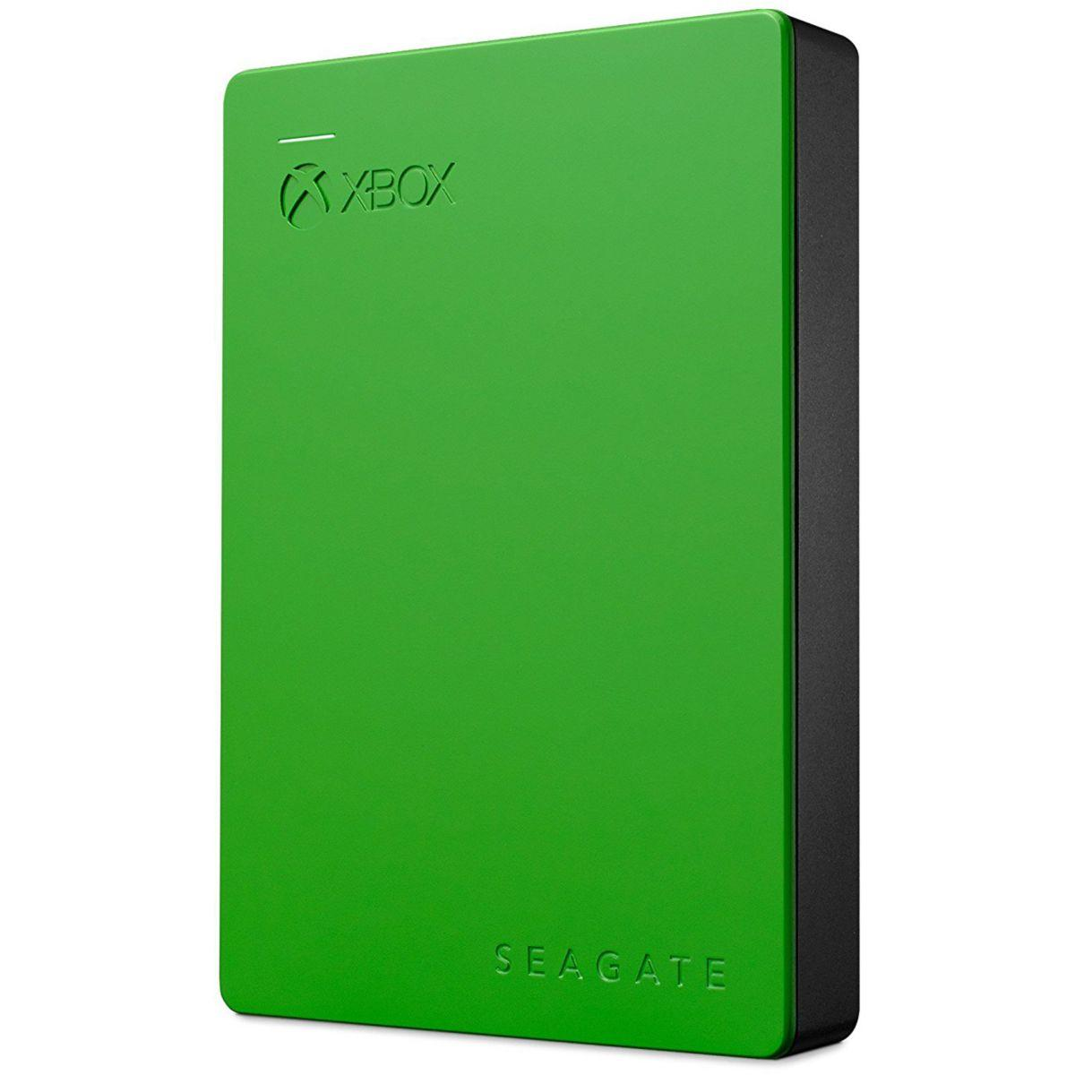 Disque seagate 2,5'' 4to xbox game drive - 3% de remise immédiate avec le code : multi3