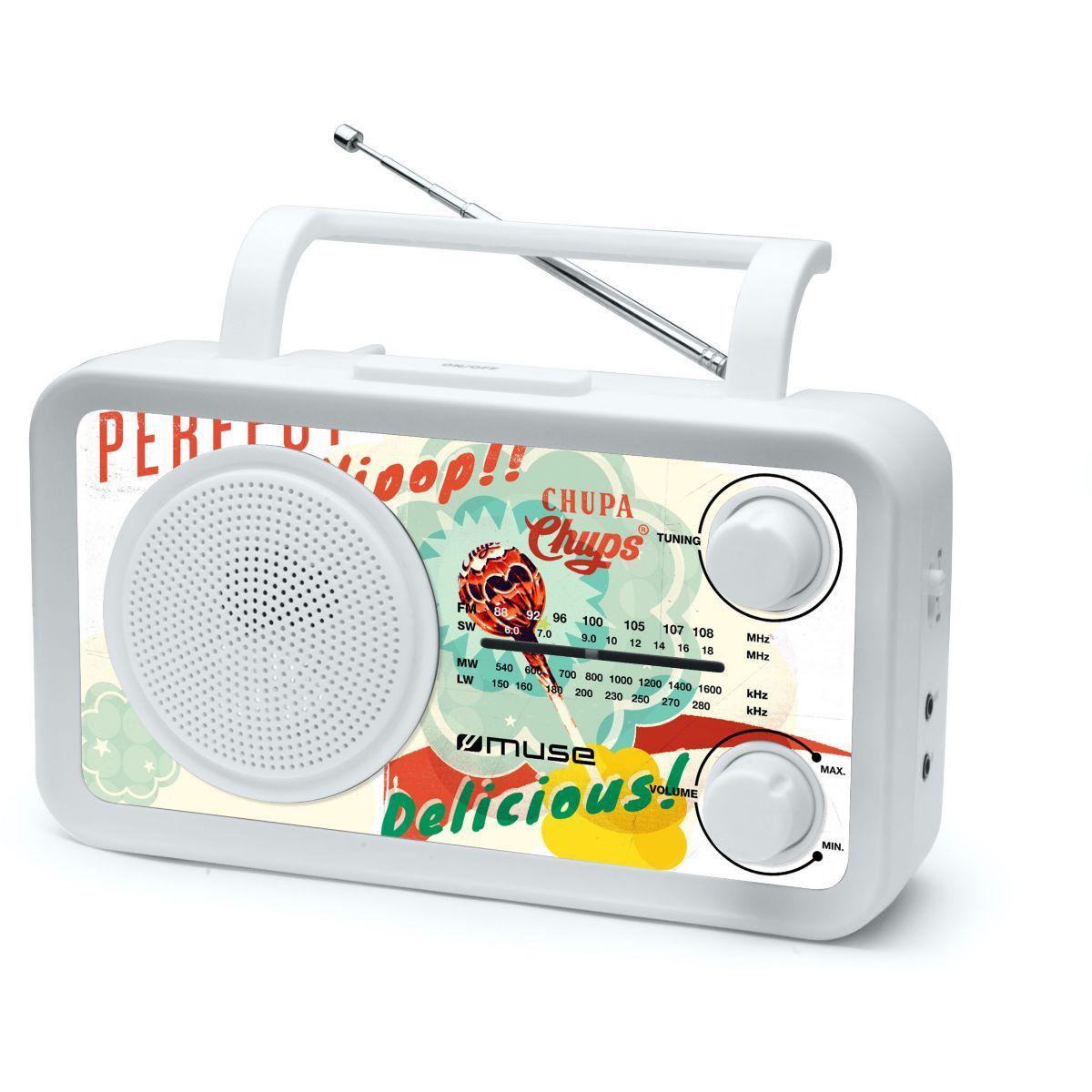 Radio muse m-05 cc - 2% de remise imm?diate avec le code : wd2