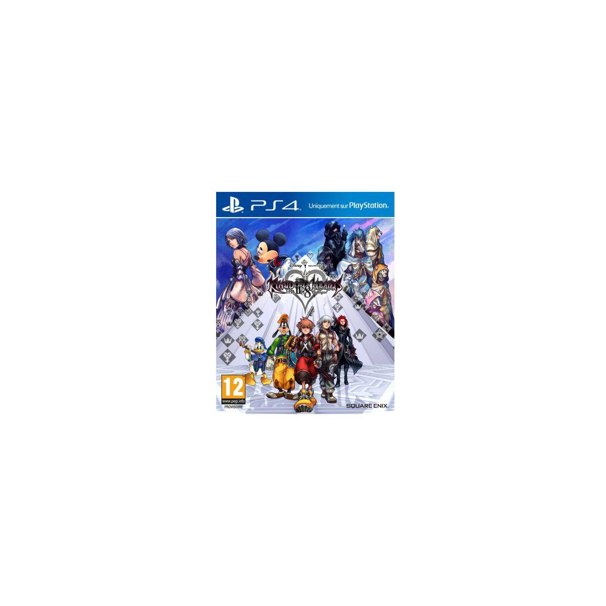 Jeu ps4 koch media kingdom hearts 2.8 - 2% de remise immédiate avec le code : cool2 (photo)