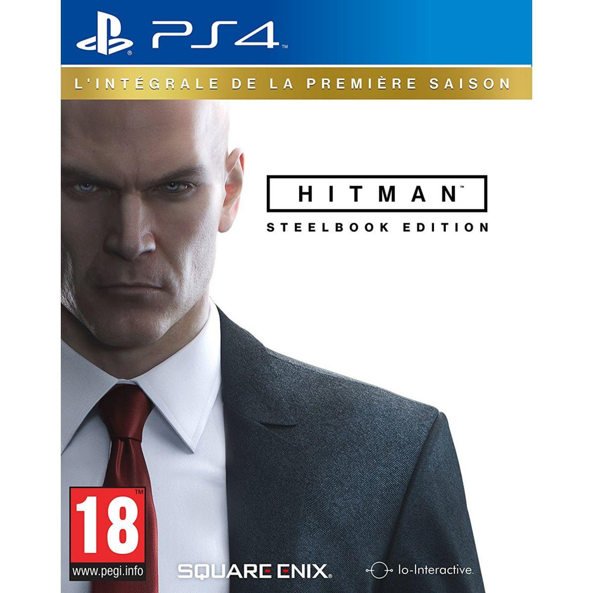 Jeu ps4 koch media hitman : edition comp - 2% de remise immédiate avec le code : cool2 (photo)