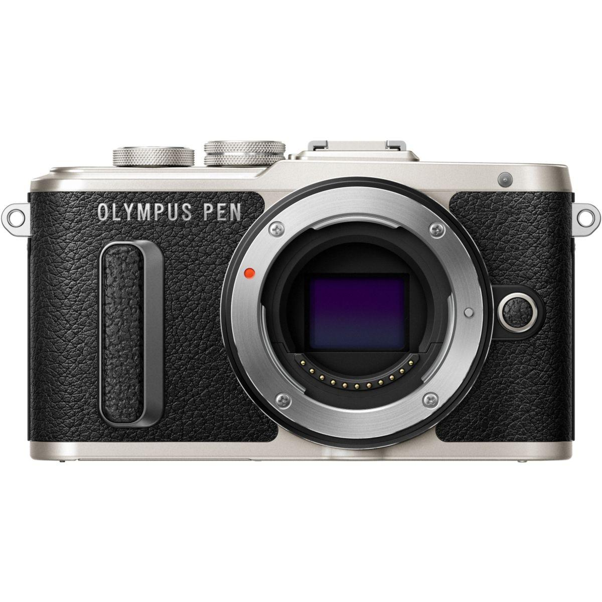 Apn olympus e-pl8 nu noir - 10% de remise immédiate avec le code : multi10 (photo)
