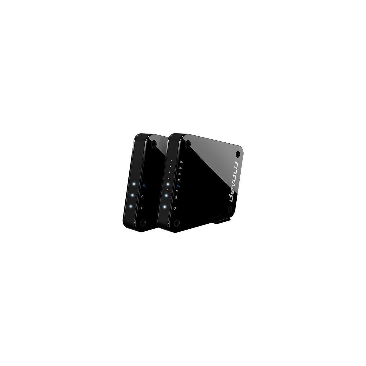 Routeur devolo gigagate kit -noir - livraison offerte : code liv
