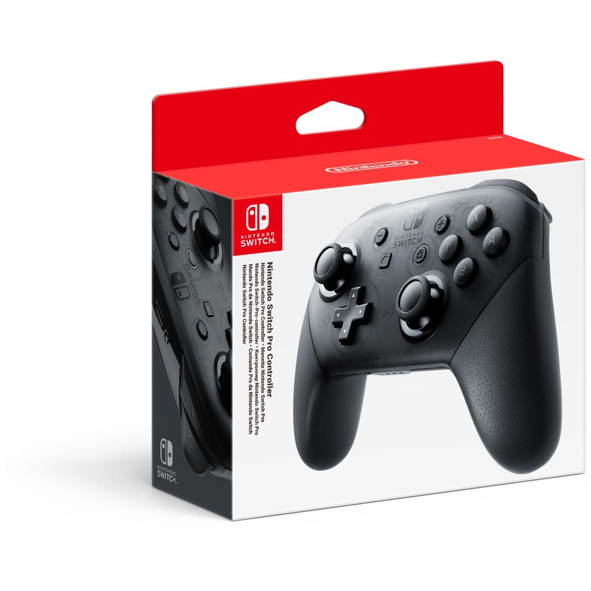 Acc. nintendo manette switch pro - 3% de remise immédiate avec le code : multi3 (photo)