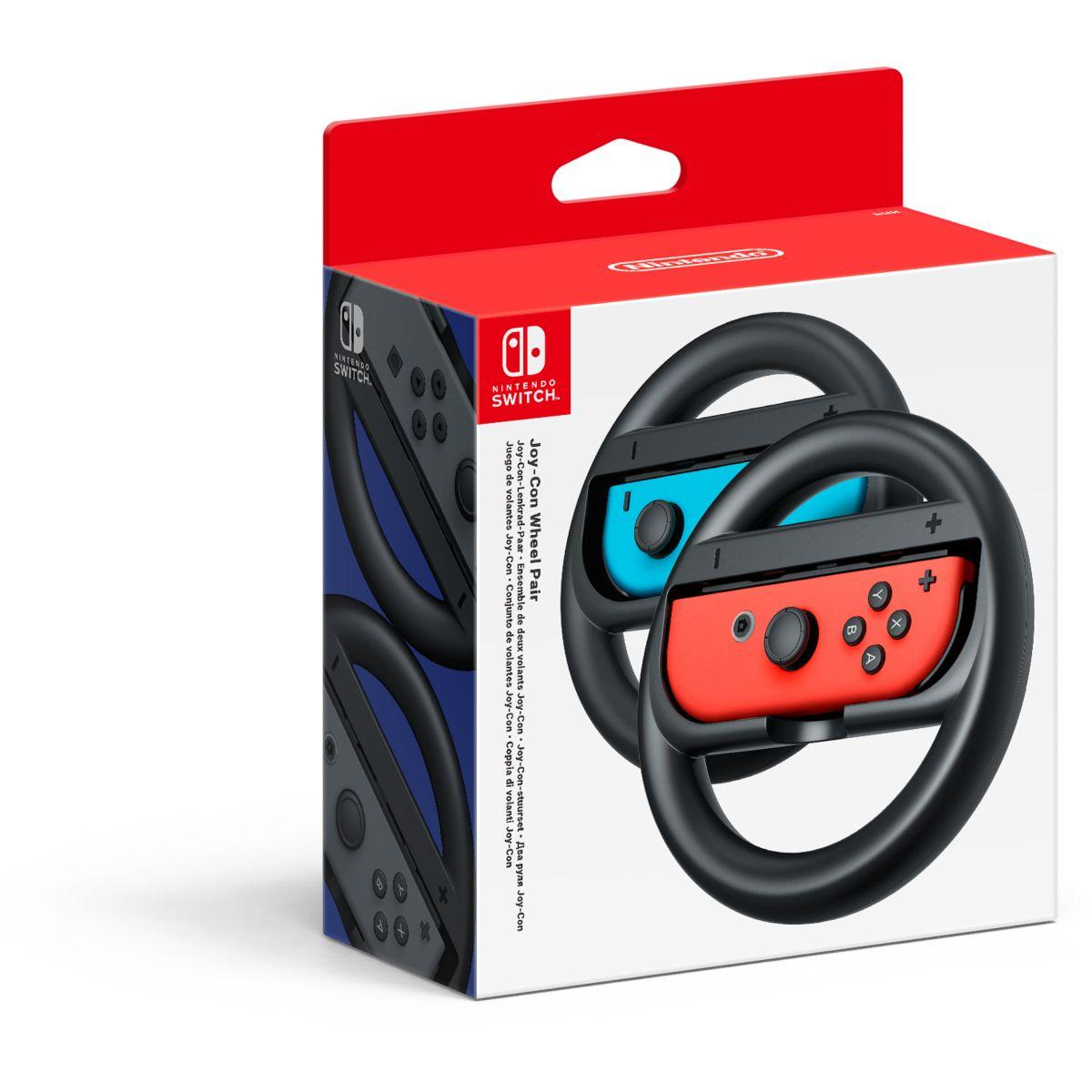 Acc. nintendo paire de volant joy-con (photo)