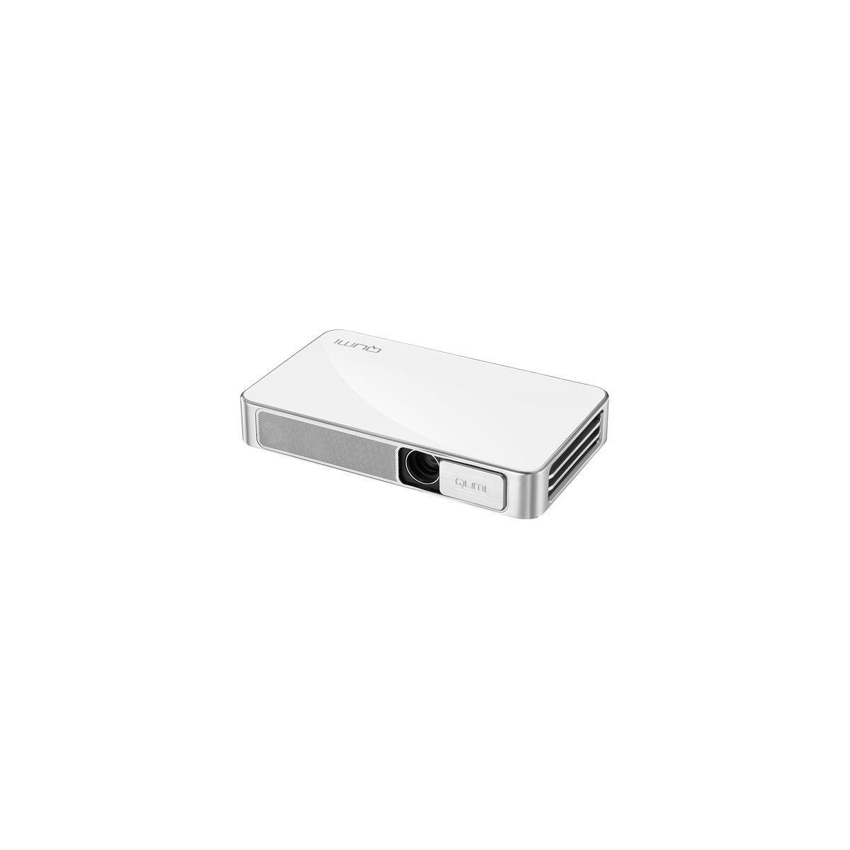 Vid?oprojecteur portable vivitek qumi q3 plus blanc