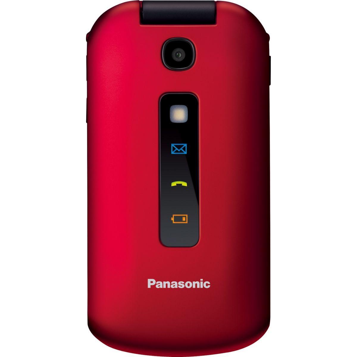 Mobile panasonic tu329 rouge - 2% de remise imm?diate avec le code : noel2