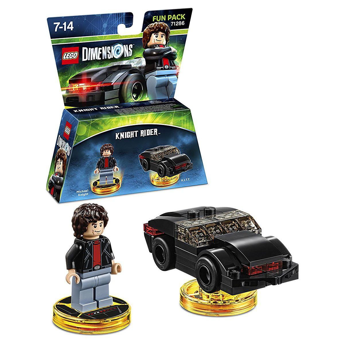 Pack figurines lego dimensions warner pack hero night rider - 20% de remise imm�diate avec le code : priv20 (photo)