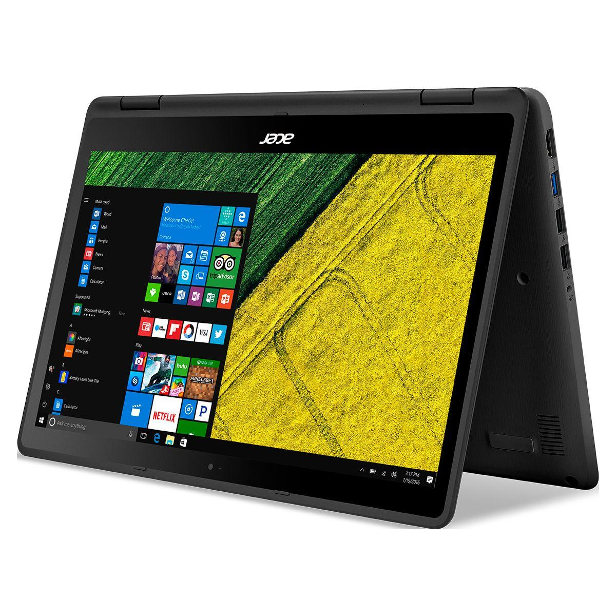 Portable acer spin sp513-51-58wu (photo)