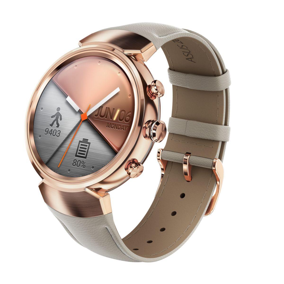 Montre asus zenwatch 3 rose gold - 5% de remise immédiate avec le code : top5 (photo)
