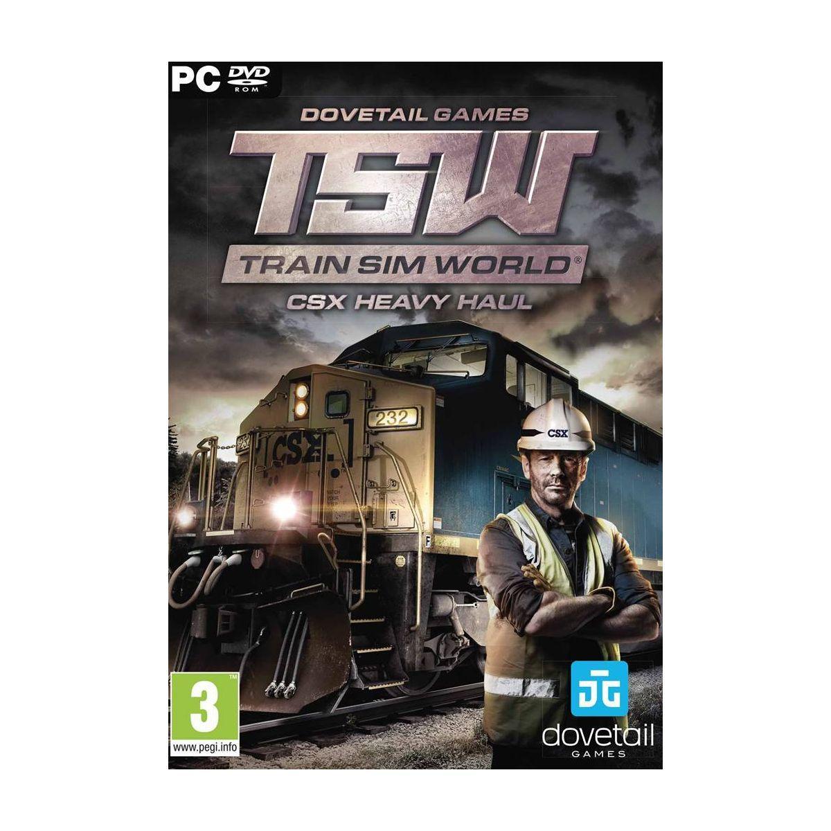 Jeu pc just for games train sim world - 3% de remise immédiate avec le code : multi3 (photo)