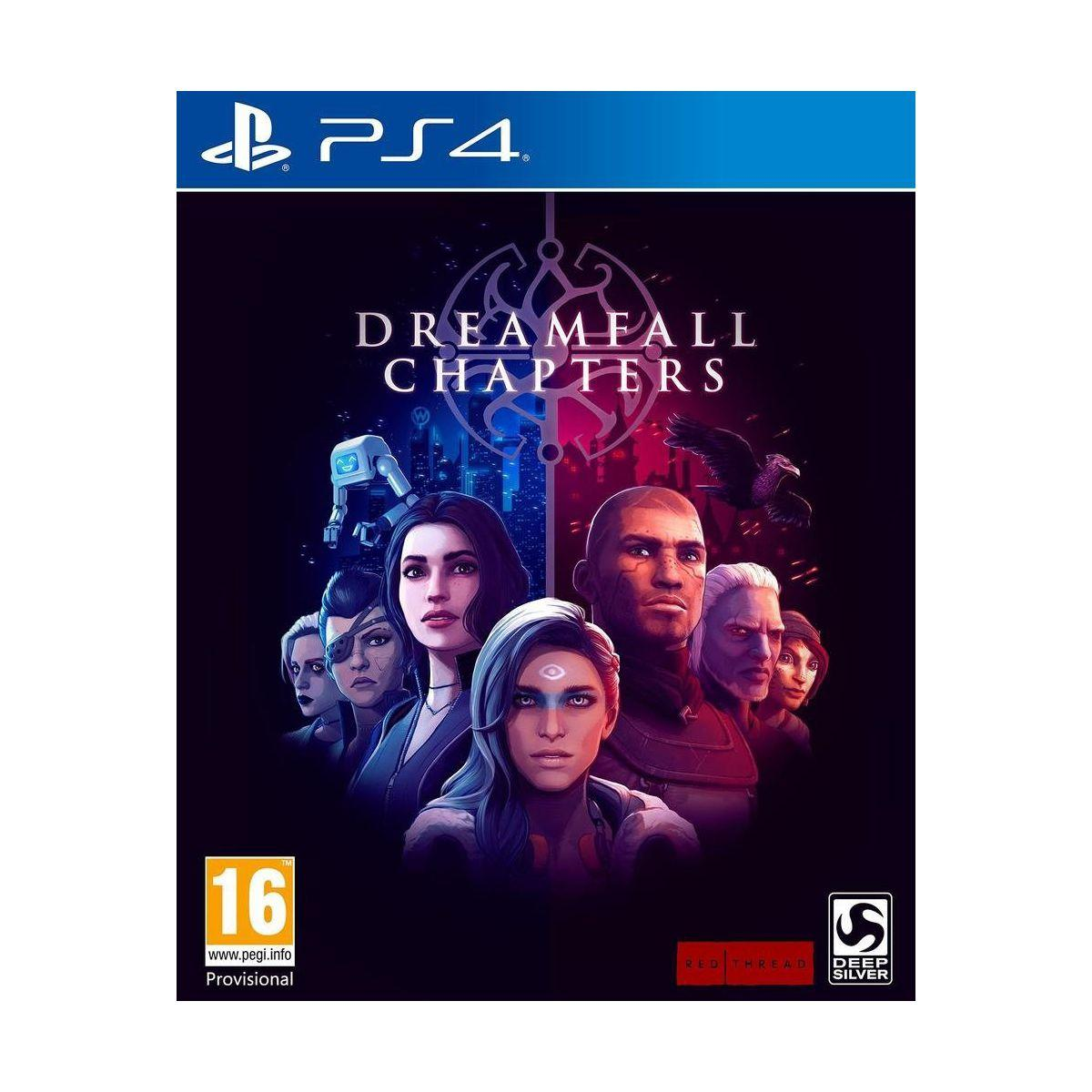 Jeu ps4 koch media dreamfall chapters - 2% de remise immédiate avec le code : cool2 (photo)