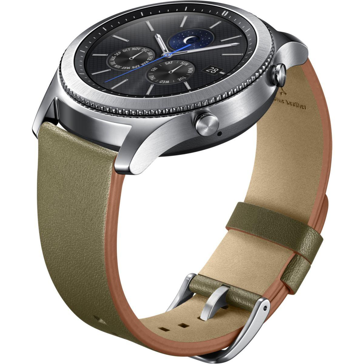 Bracelet montre samsung gear s3 classic