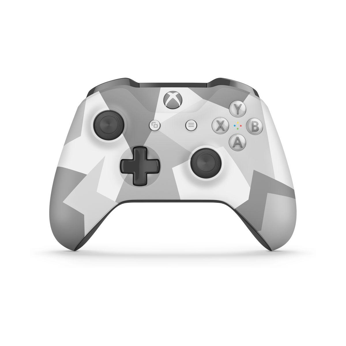 Acc. microsoft manette xbox sans fil win - 5% de remise : code multi5 (photo)