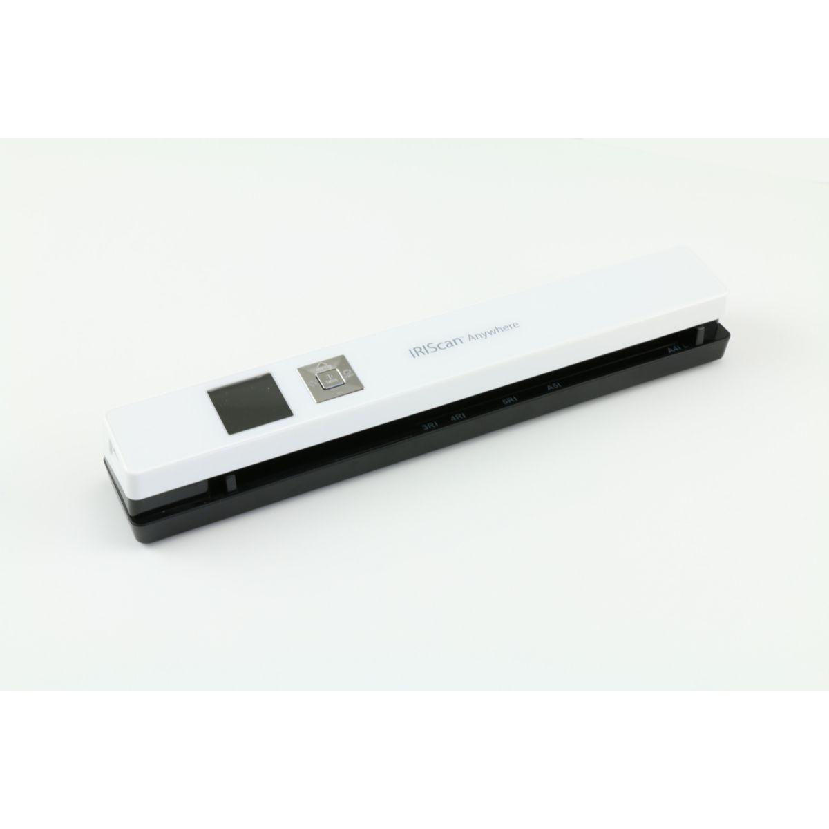 Scanner portable iris iriscan anywhere 5 blanc - 7% de remise ...