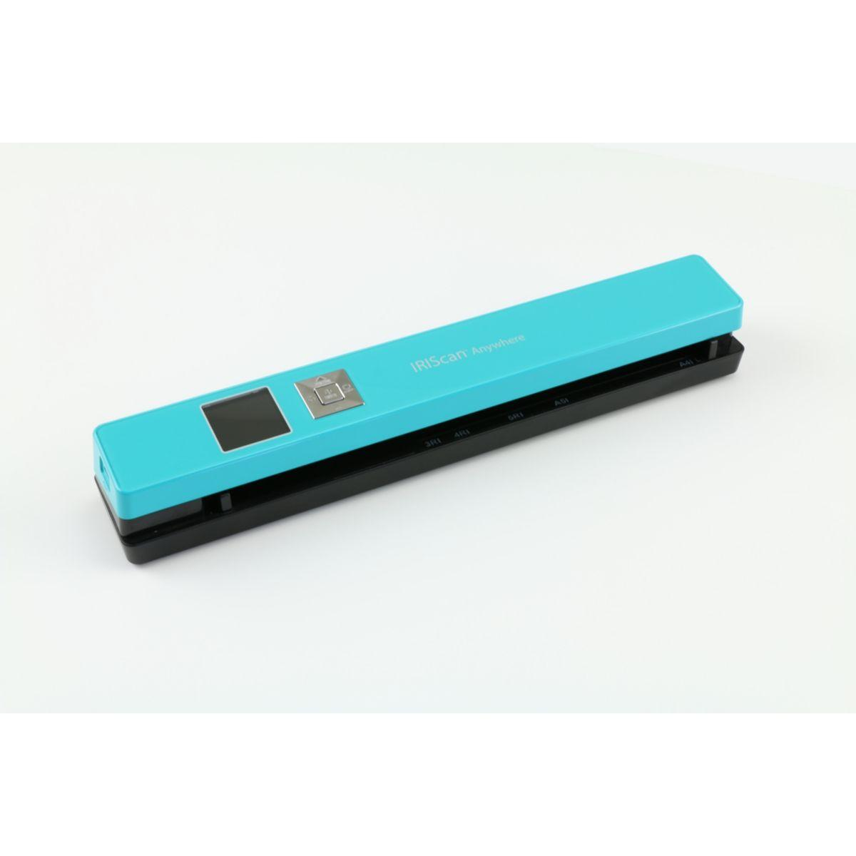 Scanner portable iris iriscan anywhere 5 turquoise - 7% de rem...