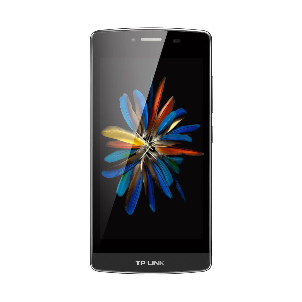 Smartphone tp-link neffos c5 max gris