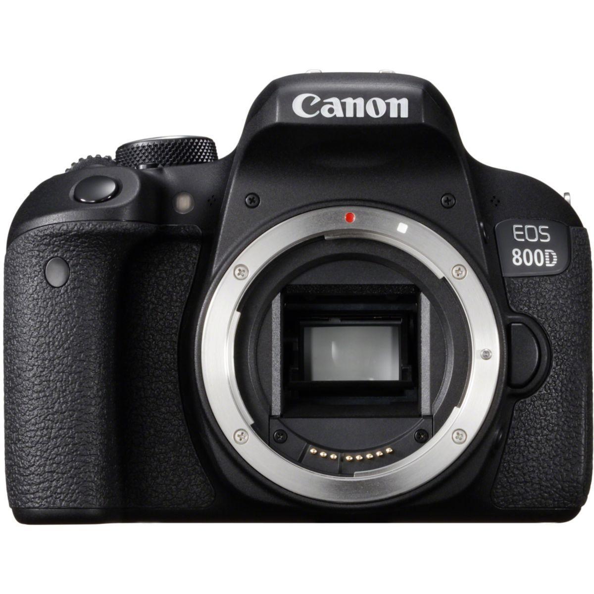 Appareil photo reflex canon eos 800d nu - 2% de remise imm?dia...
