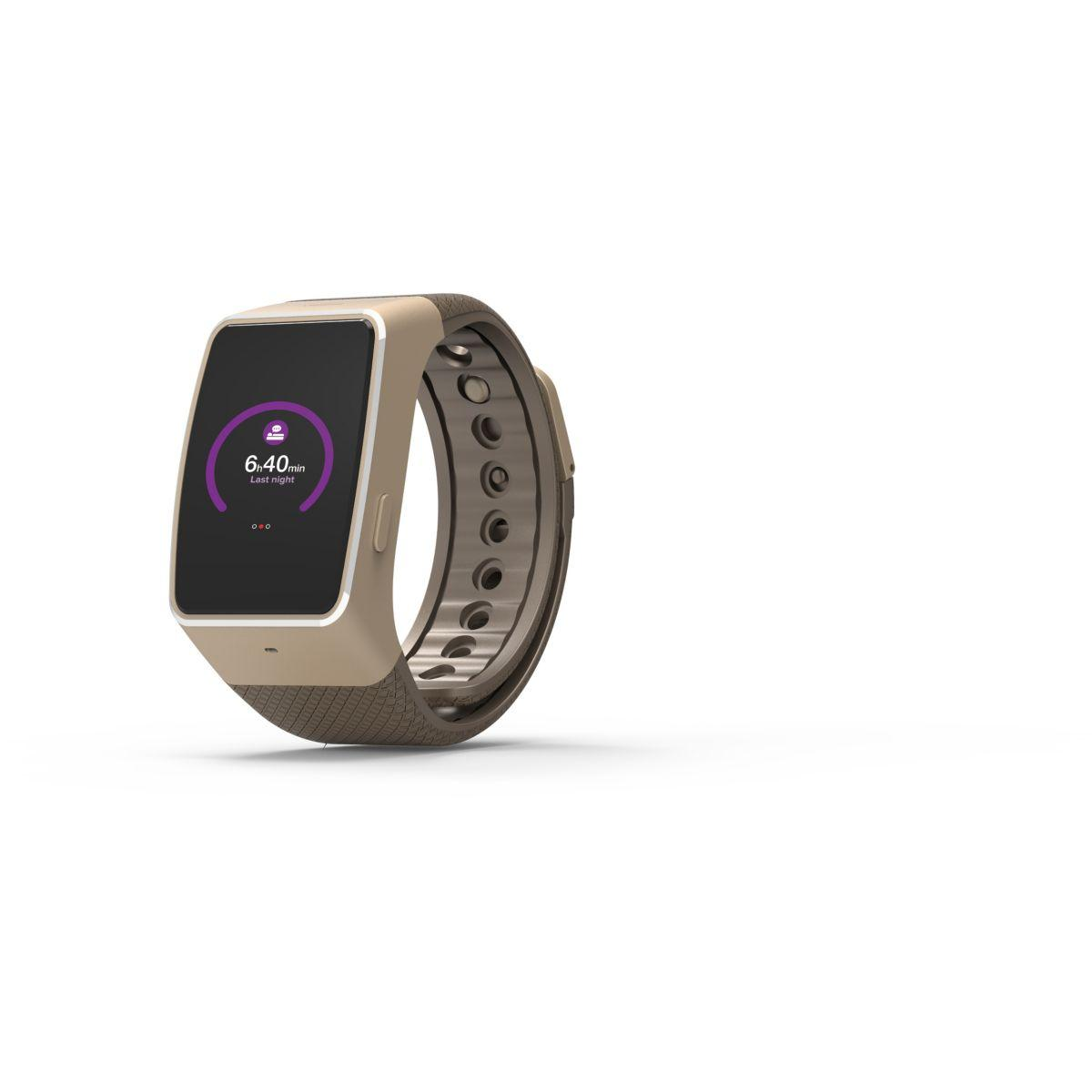 Montre mykronoz zewatch 4 marron hr - 10% de remise immédiate avec le code : top10 (photo)