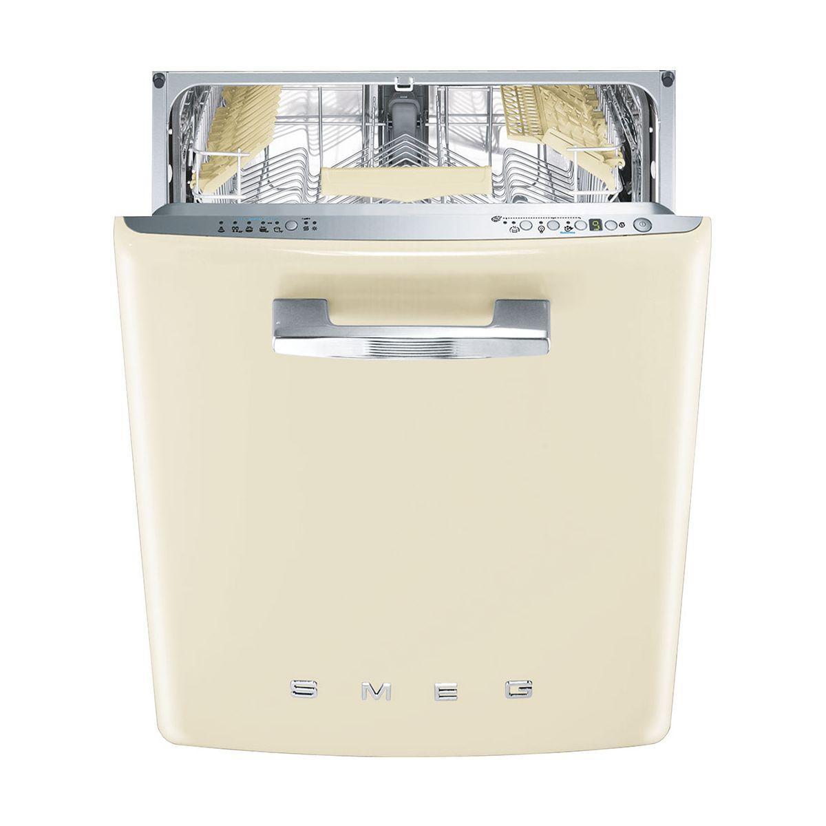 Lave vaisselle tout int?grable smeg st2fabcr - livraison offer...