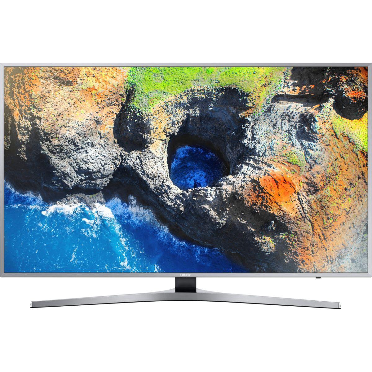 Tv samsung ue49mu6405 4k hdr smart cryst (photo)