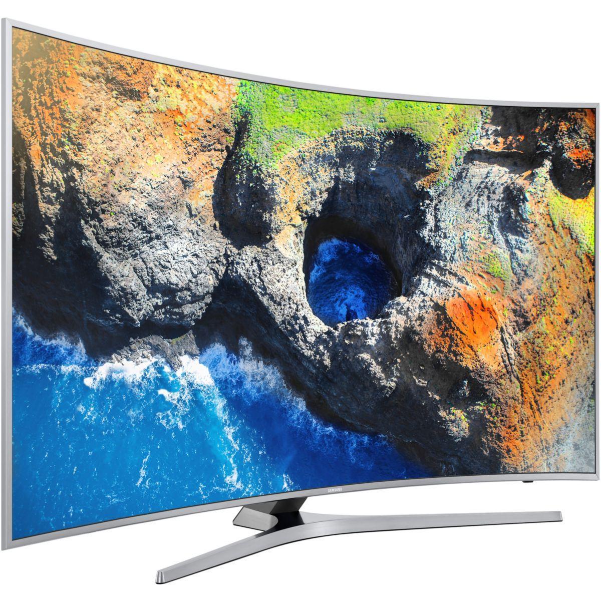 Tv samsung ue55mu6505 4k hdr incurve sma - 5% de remise immédiate avec le code : cool5 (photo)